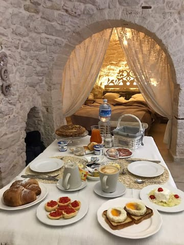 EnjoyTrulli B&B