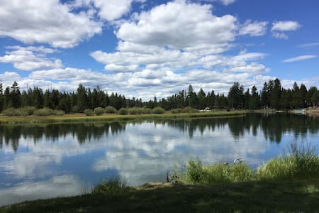 Riverfront on Deschutes River