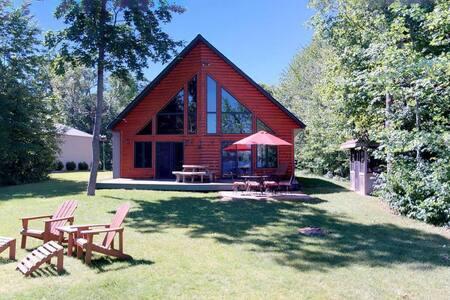 Beautiful Private Lake Home Brainerd Lakes Area!