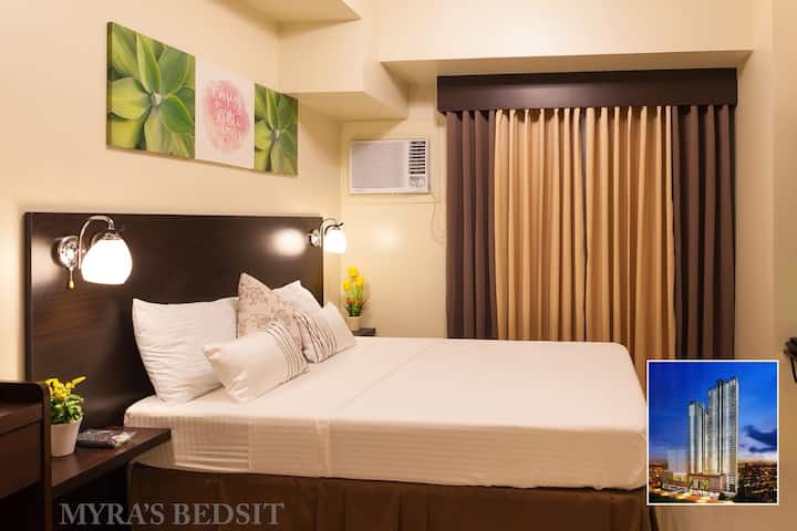 Myra's Bedsit 3 at Horizons 101 Cebu City