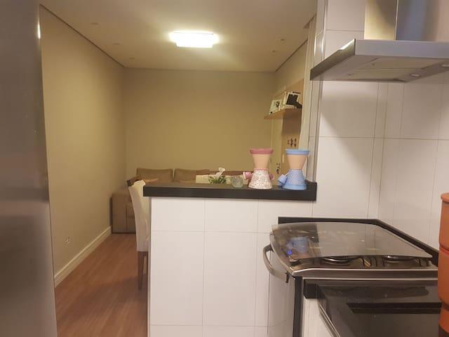 Apartamento completo - Bairro Alto da Boa Vista