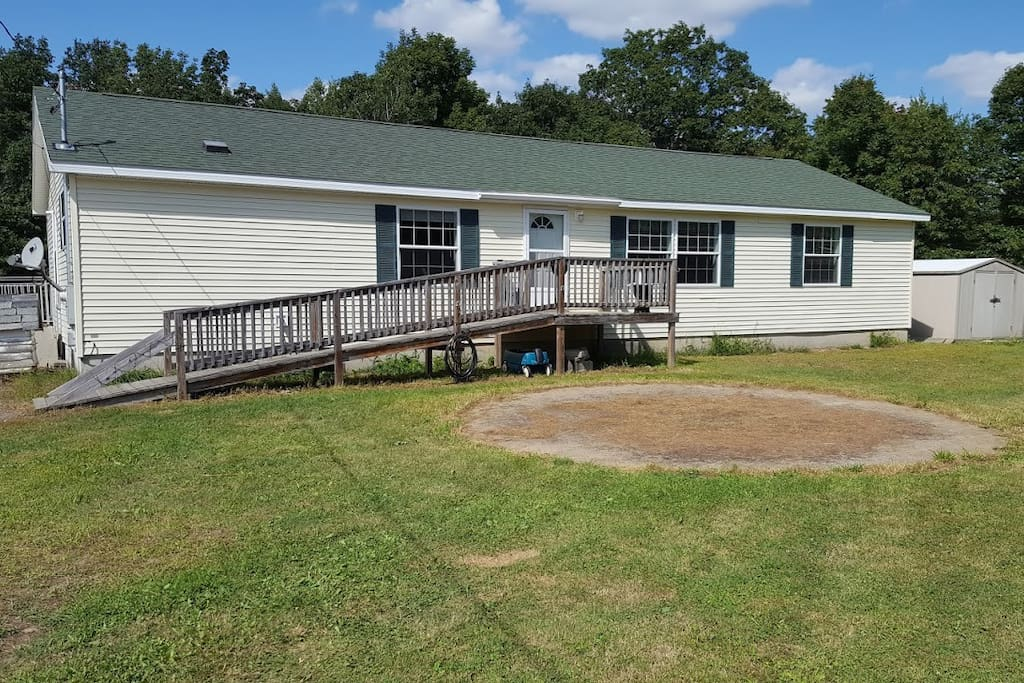 House near the woods. - Houses for Rent in Richmond, Maine ...