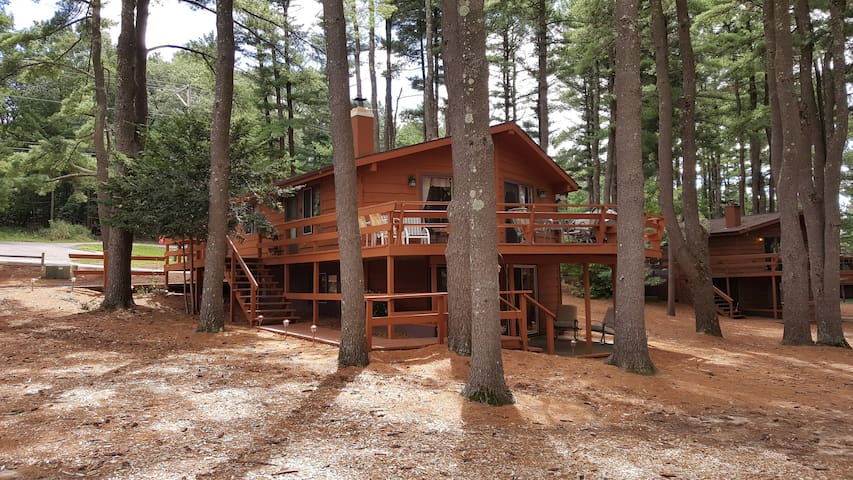 Lake Delton WI, WI Dells Full House Rental.