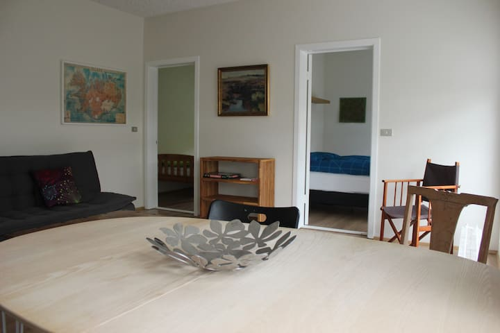 Newly renovated bright and cosy apartment - Reykjavík - Apartamento