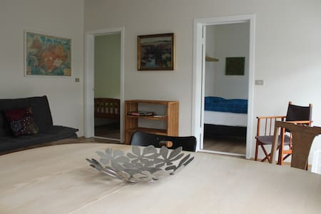 Newly renovated bright and cosy apartment - Reykjavik - Leilighet