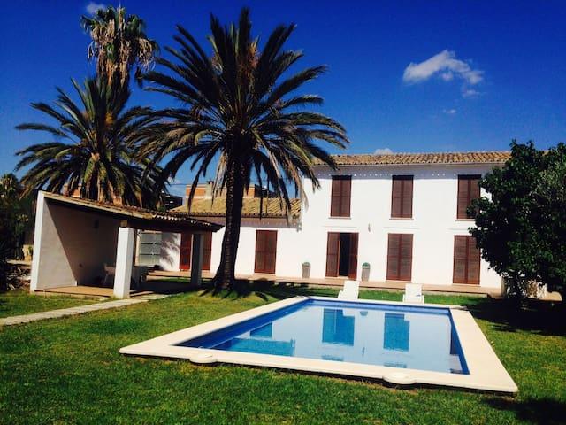 Fantástica casa mallorquina - Palma - Haus