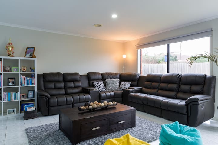 Clean and Comfy Room in Werribee - Werribee - Casa