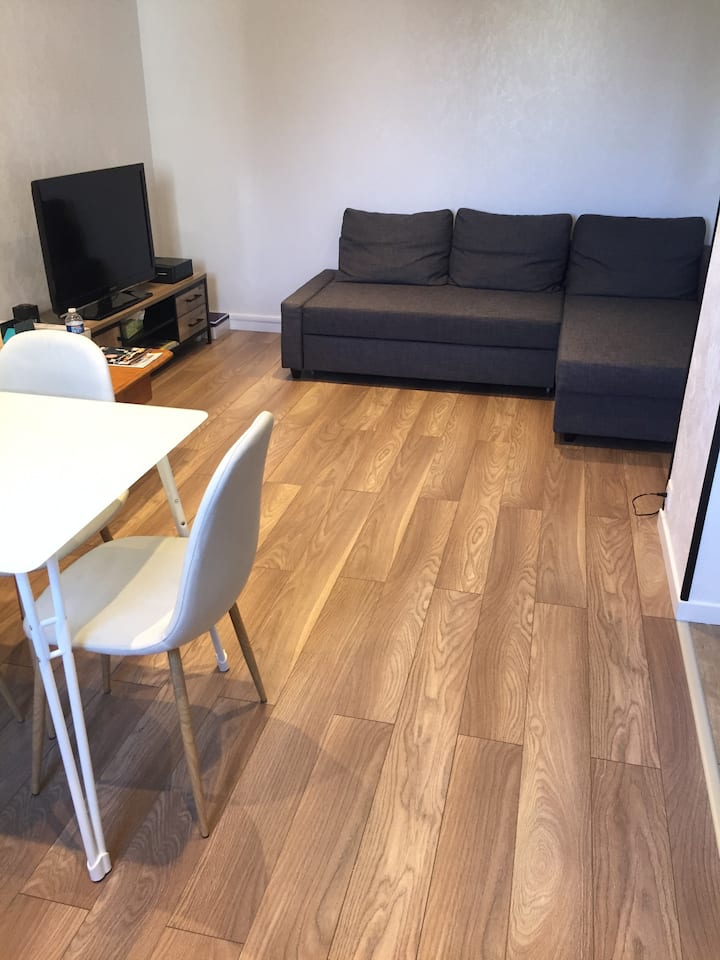 Appartement T2 champenois