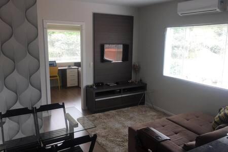 Apartemento  pequeno aconchegante