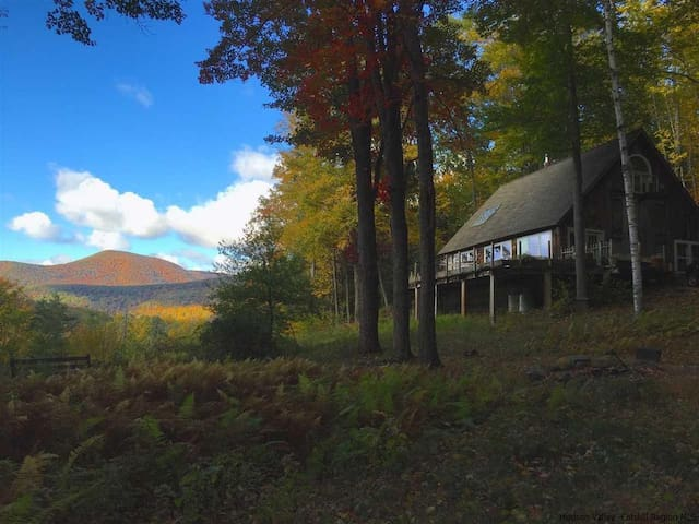 Catskills Mountain View Retreat