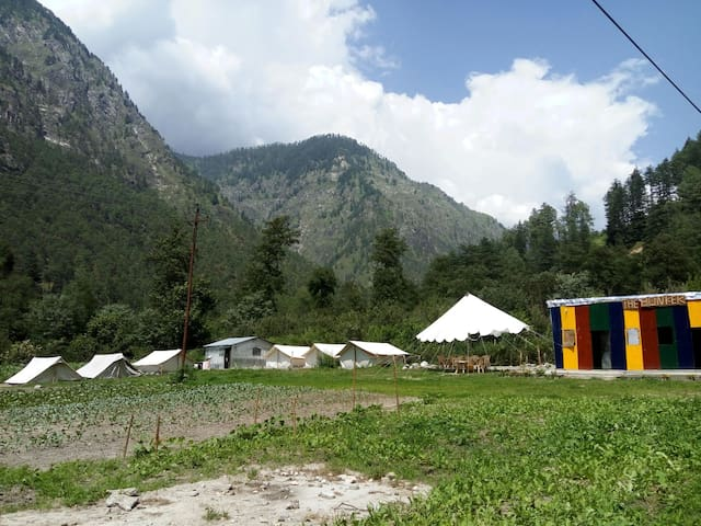 Parvati Valley - Trip to kasol - Kasol