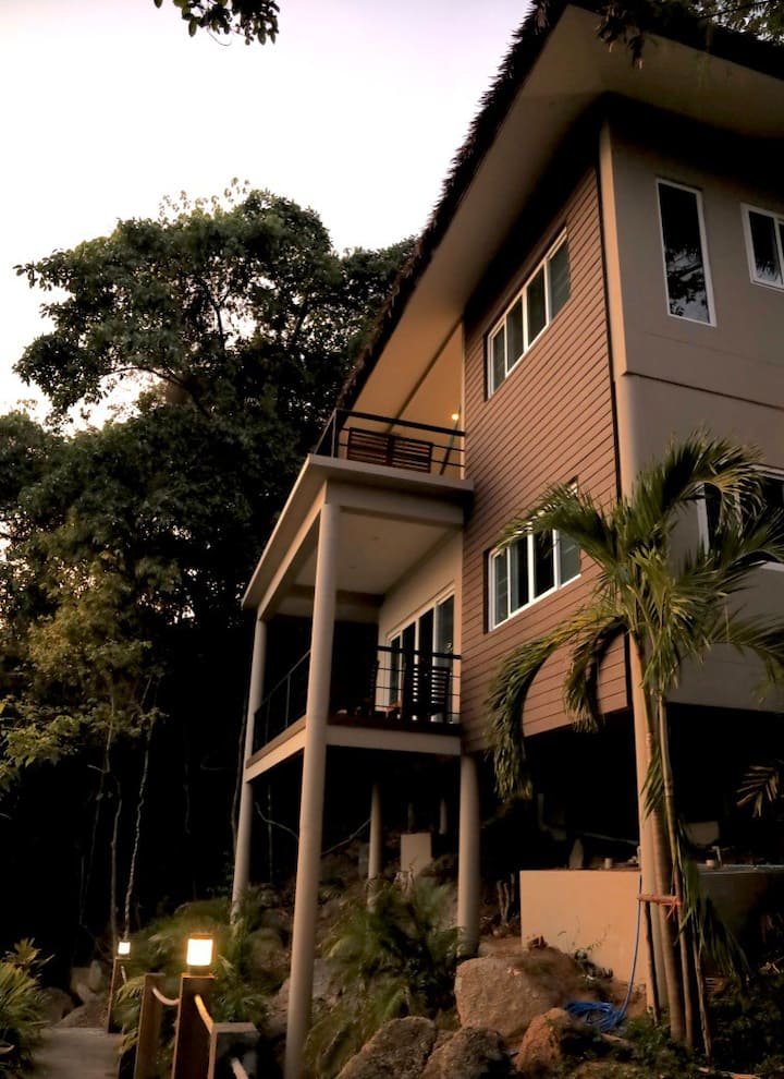 Monthly discount Sunset Sea and Jungle 1 bdr Apt
