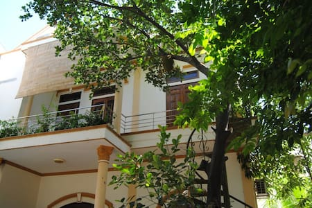 Moon House -M- house surround with tropical garden - tp. Nha Trang - Daire