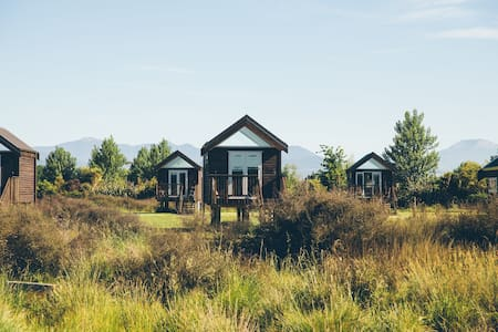Rabbit Island Huts (with ensuite)