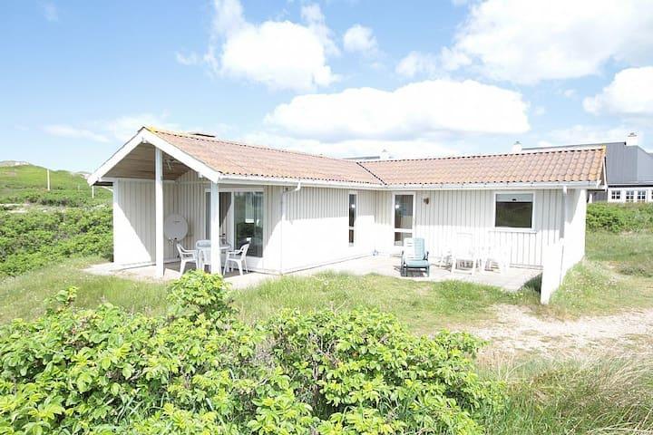 Værelse i sommerhus i Søndervig