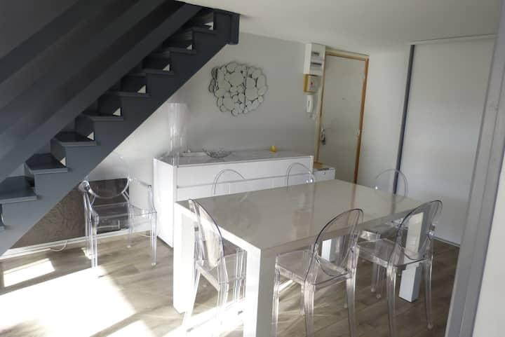 Duplex de 2 à 4 pers à Argelès Gazost