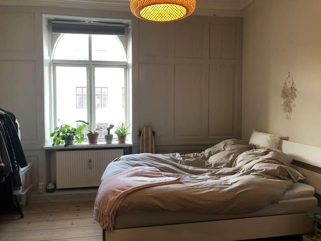 Bright room in the heart of Norrebro
