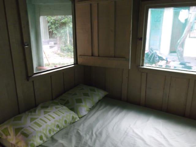 Quarto 05  Pousada e Camping do Clodo