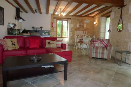 Riverside Apartment in a Watermill on the river - Chasseneuil-sur-Bonnieure - Leilighet