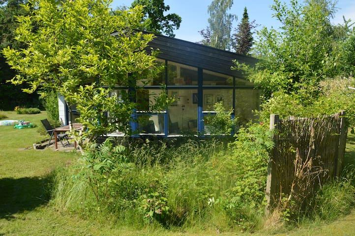 Family summerhouse 500m to beach - Gilleleje - Srub