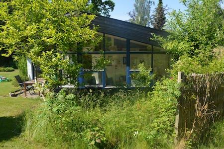 Family summerhouse 500m to beach - Gilleleje - กระท่อม