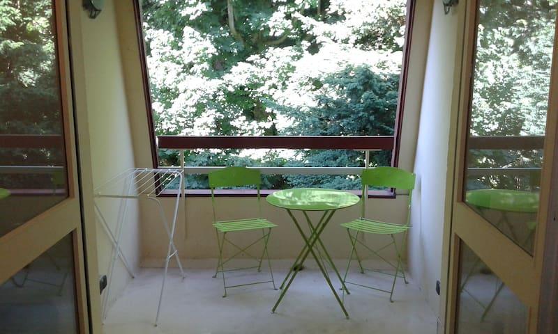 Charmant studio avec balcon - Trouville-sur-Mer - Wohnung