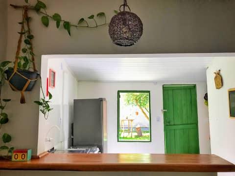 Green Corner ☼ Whole house on a paradisiacal beach