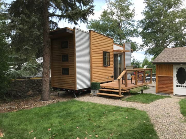 DragonFly Tiny House - Regina Beach, Saskatchewan
