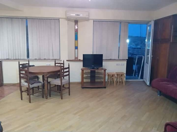 A cosy apartment in the heart of Yerevan.