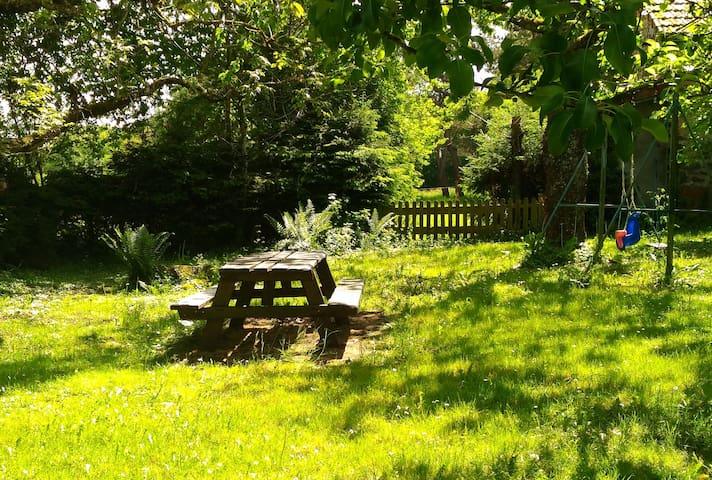 Jardin Table pique nique
