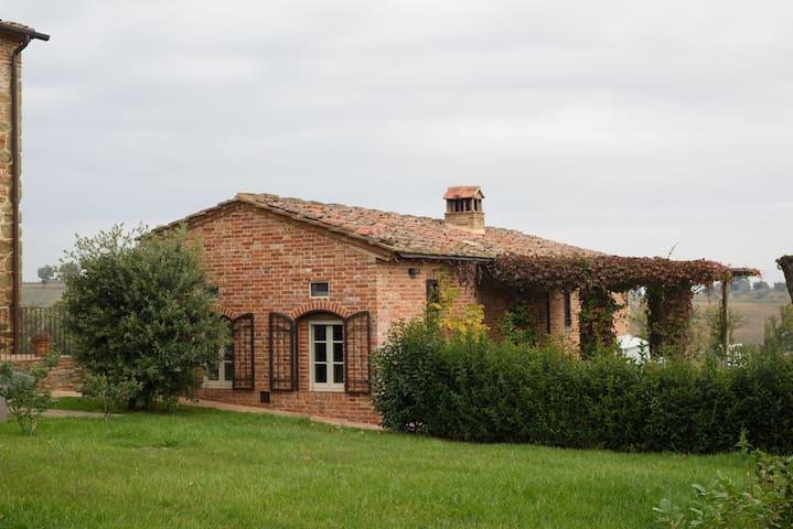 Cottage vite e gelsomino - Marciano della Chiana - Casa