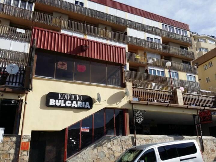 studio 8 bulgaria building