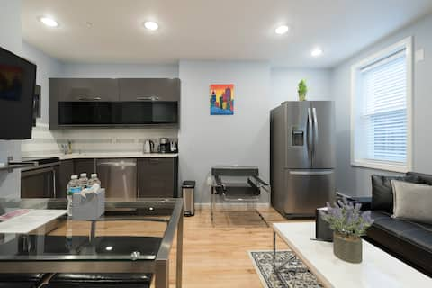NEW 2nd Floor, 2BR Downtown Boston