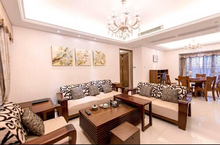 Near Chimelong & Canton Expo Traditional Apartment - Guangzhou - Apartamento