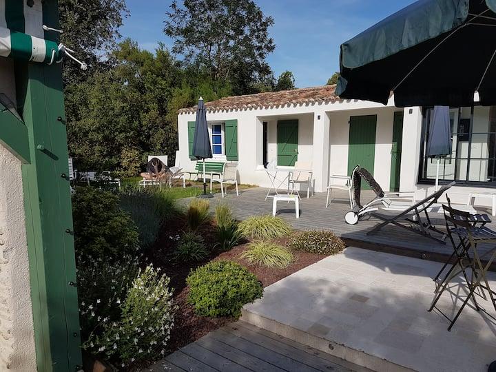 Maison de vacances pour 8 personnes à Oléron