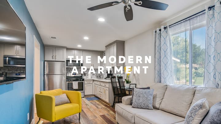 The Modern Apartment