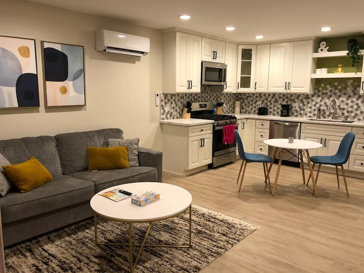 Brand New Guest House in San Jose Downtown