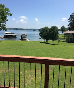 home on Lake Martin