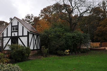 Caister Cottage Barn - Hampshire - Bed & Breakfast