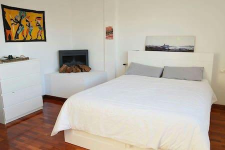 Fantástica habitación con jardin - Vitoria-Gasteiz