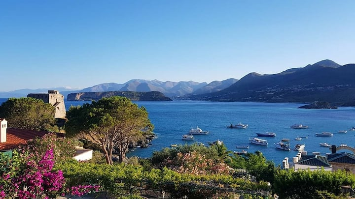 South Italy Sea House - Policastro Gulf, Calabria