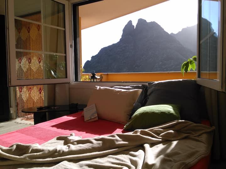 Apartamento Para Disfrutar del Mar y la Montaña