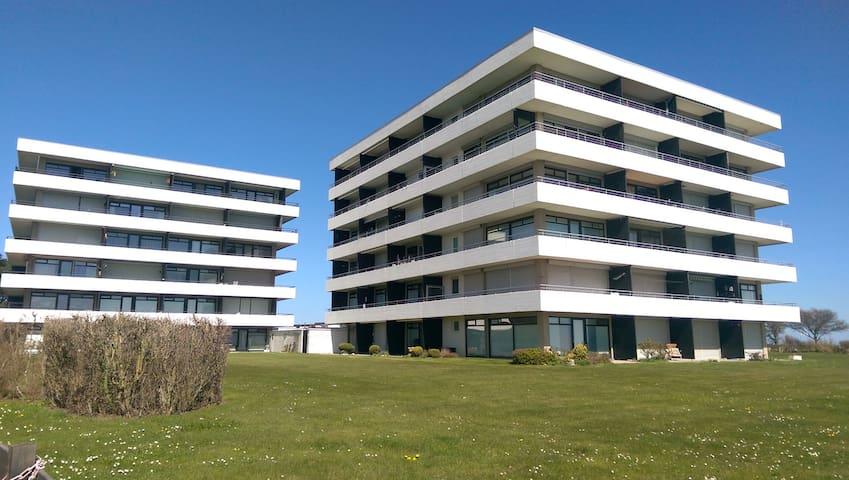 Gemütliche Ferienwohnung direkt an der Ostsee - Großenbrode - Apartemen