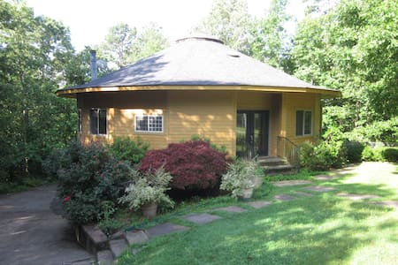 The Panda Round House in Hot Springs No clean fees
