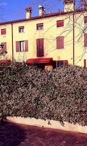 Un nido nella campagna ferrarese - Ferrara - Wohnung