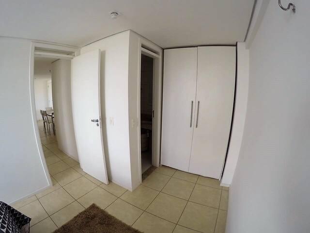Apartamento vista pro mar na melhor localidade. - São Luís - Flat