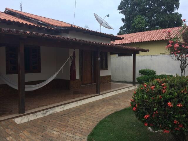 Casa Centro de Rio de Ostras - Rio das Ostras