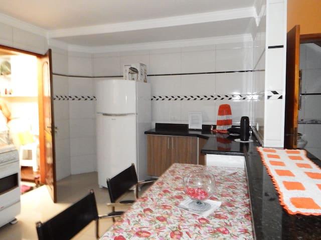 Tranquilidade e conforto - Praia Grande - Appartement en résidence