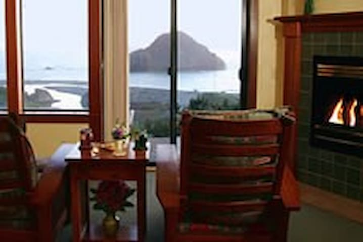 Burk - Elk Cove Inn & Spa - Mendocino Coast