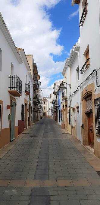 Calle San Cristobal